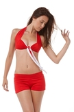 Culotte o costume in micromodale traspirante. Reversibile.