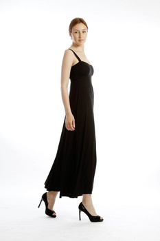 Long SashDress